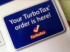 People may file their taxes online through programs like TurboTax.