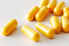 Curcumin is often taken in capsule form to treat or prevent a variety of conditions.