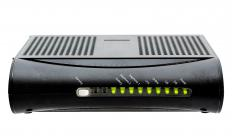 A router can help bundle television and Internet services.