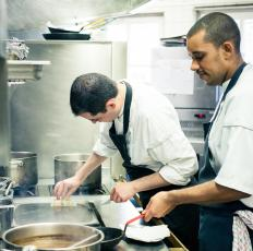 A regional occupational program might help a student get a cooking position.