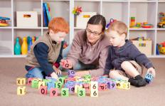 Parents attending college may need to consider daycare arrangements.