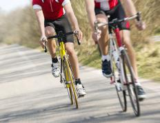 Training navigators help cyclists analyze their performance.