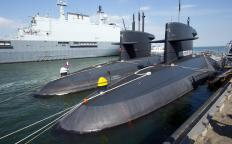 Acoustic mines may be used to destroy enemy submarines.