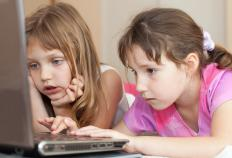 Parental controls both limit and monitor what children are doing online for their own protection.