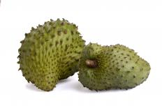 The South American fruit graviola is used by some individuals in a medicinal fashion.