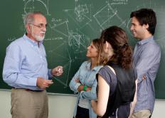 Adjunct professor jobs typically involve teaching undergraduate courses.