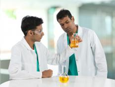 Bioorganic chemistry focuses on the chemistry of biological processes.