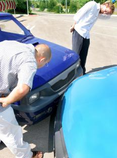 An assignment of claims may be in order after an accident.