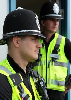 Police cautions are used for lower-level crimes in England and Wales.