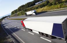 Hiring a company to transport and deliver goods is one form of strategic outsourcing.