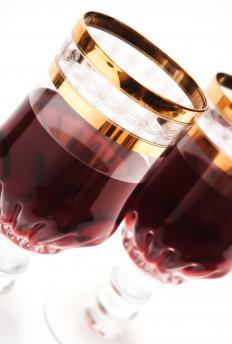 Ounce for ounce, pomengranate juice contains more antioxidants than red wine.
