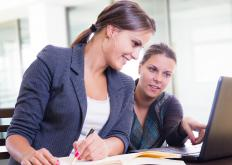 The most extensive human resources training and education is done at the college level.