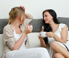 Narcissists tend to dominate conversations.