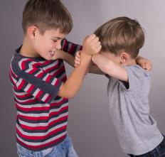 A behavioral psychologist can help determine the causes behind childhood aggression.