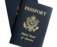 Travelers will need a valid passport when traveling on international flights.
