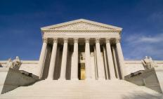 The Supreme Court was once run by Earl Warren.