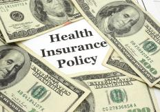 A health insurance underwriter collects information about an applicant and determines how much insurance he needs and the premiums he will be charged.