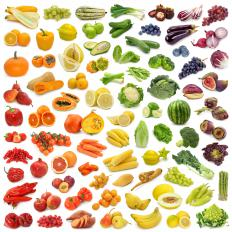Many fruits and vegetables are seen as nutraceutical.