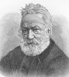 Victor Hugo is a well-known French author.