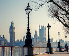 The Florence Nightingale Museum is located opposite the Houses of Parliament.