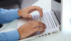 Repetitive movements like typing can cause swelling, inflammation, and enlargement of the tendons.