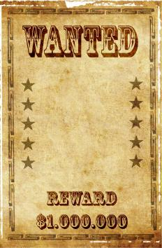 Offering a reward for a criminal is a unilateral contract.
