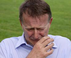 Men who suffer from male menopause frequently become saddened or unmotivated due to their condition.
