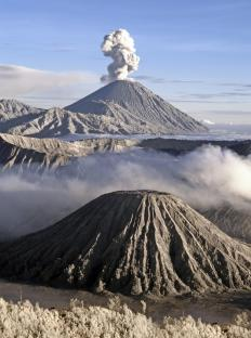 A volcano does not need to erupt in order to form a lahar.
