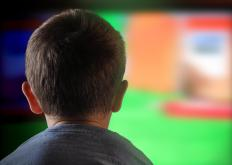 Watching too much television allows children to stay inactive for long periods of time.
