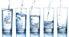 Water, which can help prevent and treat dehydration.