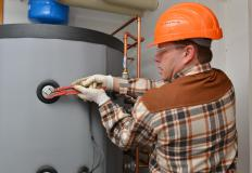 A broken water heater can quickly lead to water damage.