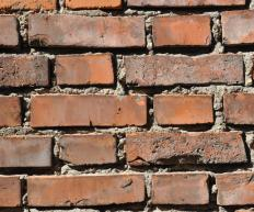 Brick pavers are often used to make driveways.