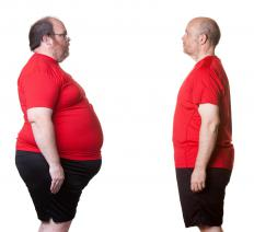 Making smart dietary choices, combined with a positive attitude, can lead to weight loss.