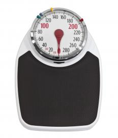 Getting rid of any home scales can help people to break away from eating disorders.