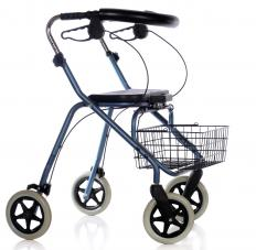 Walkers are used for those with balance and mobility issues.
