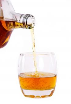 Whisky can be combined with a number of different alcoholic and non-alcoholic beverages.