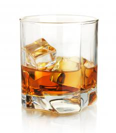 Alcohol advertising typically involves a particular brand of alcohol, rather than a general product, such as whiskey.