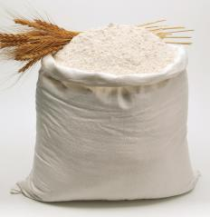 Peasant bread can be made whole wheat or rye flour.