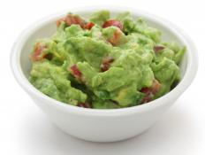A Hass avocado can be used to make guacamole.