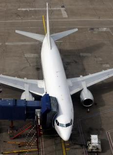 Wilton carpet may be a popular choice in airliners due to its durability.