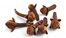 Cloves are often used to season the sauce for Branston pickle.