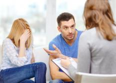 A therapist treating a couple may have a conflict of interest when it comes to each partner's confidentiality.