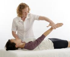 A kinesiologist specializes in studying the body's movement.