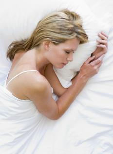 Focal seizures may occur when an individual is sleeping.