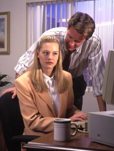 A sexual harassment attorney focuses his or her practice on sexual harassment cases.