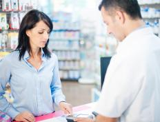 The owner of an independent pharmacy is in charge of developing promotional and customer service strategies.