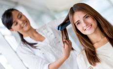 Talented hair stylists are always in demand.