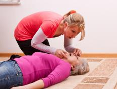 CPR training might be needed by an assisted living manager.