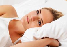 Sleeplessness is a symptom of fibromyalgia.
