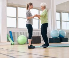 Physical rehabilitation requires motor learning.